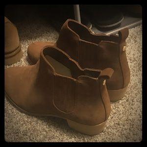 MK booties. Never worn